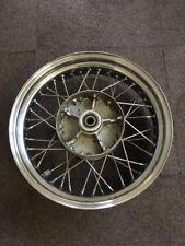 2000 Triumph Legend TT 900 Chrome Rear Wheel T2010205 Thunderbird? Adventurer?