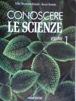 Conoscere le scienze 1 flaccavento romano fabbri 1994 scienza bambini scuola 79