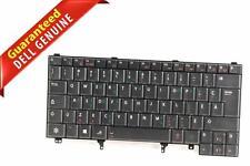 Dell Latitude E5420 E5430 E6320 E6330 E6420 Black French Candian Keyboard K4D5K