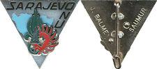 LEGION, 2° Régiment Etranger de Parachutistes, SARAJEVO ONU, Balme (réf 0538)