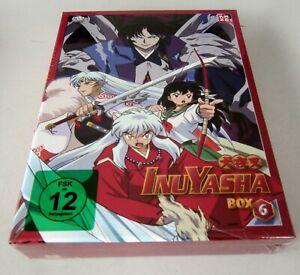 InuYasha - TV Serie - Box 6 (Episoden 139-167) [4 DVDs] (2018, DVD video)