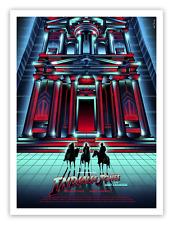 Indiana Jones Poster - Van Orton - Limited Edition of 40
