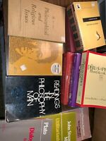 Lot 12 philosophical, Theology Inc; Contemporary Perspectives Jerry Gill, Of Man