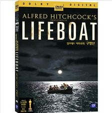 Lifeboat (1944) DVD (Sealed) ~ Alfred Hitchcock
