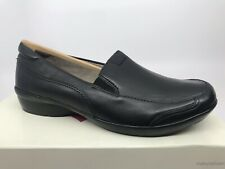 2866bbd9311 Naturalizer Channing Women US 7.5 W Black Loafer Pre Owned 1837