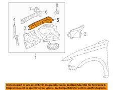 Lexus TOYOTA OEM ES300h Fender-Upper Rail Apron Panel Cover Left 5373233080