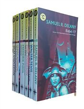SF Masterworks 6 Book Collection Asimov Pohl Tevis Classic Science Fiction New
