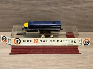 N Scale C&O MRC Alco FA-1 #7094 Chesapeake and Ohio -6963-898 runs