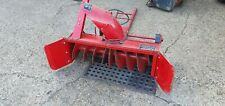 More details for wheel horse tractor snow blower - no reserve