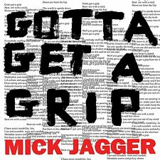 "Mick Jagger - Gotta Getta Grip / England Lost (Limited 12 "" Vinyl) New"