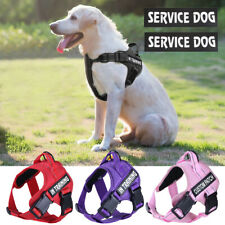 Dog Pet Harness No Pull Reflective Service Puppy Outdoor Walk Emotional Dog Vest
