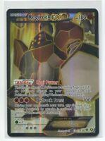 Pokemon Premium Trainer's Collection Regirock EX Full Art 43a/124 NM/M SKU#155