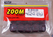Bass Fishing Lure 1 Pack Of 5 Soft Plastic ZOOM Small Salty Chunk 2 1/2 in
