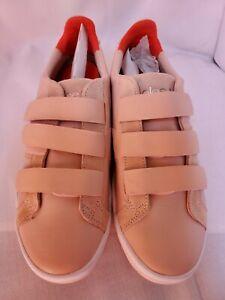Plae Larkin Sneaker Unisex Shoes 5.5 MEN/7 Woman Nude Leather