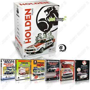 Holden Torana XU-1 / A9X / Commodore : Motorsport / Racing History : DVD Boxset
