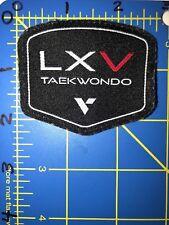 Martial Arts Uniform Patch Tag Kenpo Karate Taekwondo Tae Kwon Do LXV Kung Fu