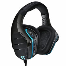 LOGITECH G633 GAMING HEADSET - No Power or Microphone - Working with 3.5mm cable