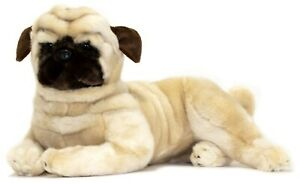 Bocchetta - Kaos Pug Plush Toy 36cm Stuffed Animal Toy