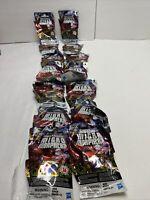 Power Rangers Micro Morphers Series 1 Lot Of 14 Blind Bags