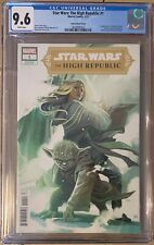 Star Wars The High Republic #1 CGC 9.6 NM+~HANS Variant~Multiple 1st Apps!
