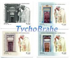 Serie GIUBILEO FRANCOBOLLI ITALIA 2015 - Set JUBILEE of MERCY Stamps ITALY MNH