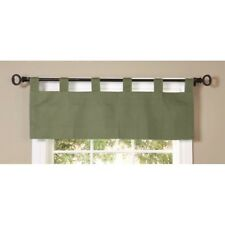 Commonwealth Home Fashions Thermalogic Insulated Sage Color Top Valance