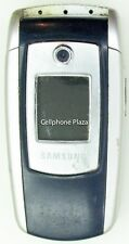 Samsung E700 SGH-E700 - Silver Untested For Parts/Repair Cellphone