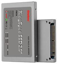 Controlador de SM2236 de 256GB KingSpec PATA/IDE de 2.5 pulgadas SSD Flash MLC