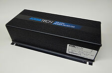EXELTECH XP250 PURE SINE WAVE POWER INVERTER 24VDC @ 10.7A 230V AC XP 250 WATT
