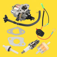 Carburetor Carb for Honda GX110 GX120 4HP 16100-ZH7-W51 Water Pump ON OFF Switch