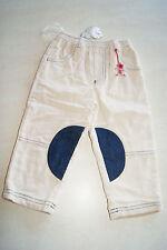 Pantalon doublé neuf taille 23 mois marque Baby's Line
