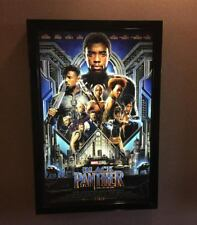 1) 27x40 Premium LED Light Box Movie Poster Display Frame