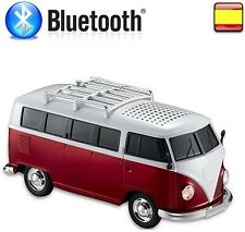 ALTAVOCES ALTAVOZ PORTATIL CON BLUETOOTH INALAMBRICOS DE USB MICRO SD RADIO AUX