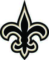 NEW ORLEANS SAINTS Vinyl Decal / Sticker ** 5 Sizes **