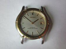 SEIKO AGS Kinetische Quartz Armbanduhr Kinetic Wristwatch 5M22 - 8A80 A4 Japan