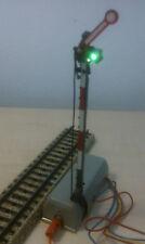Märklin H0 7039 elt. Signal principal 1 portable Aile illuminé testé