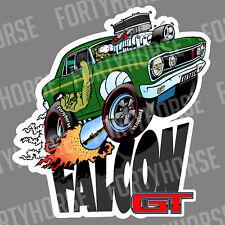 Ford Vinyl Stickers - XT GT Falcon