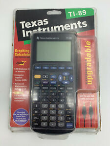 Texas Instruments TI-89 Graphing Calculator - Brand New