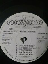 The Gaylads – Sunshine Is Golden Vinyl LP COXSONE SKA