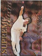 1995-96 FUTERA Supreme Team Cricket Card Of CRAIG McDERMOTT