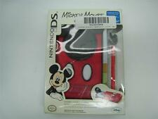 NEW Nintendo DS Lite or DSi Systems Character Kit Bundle Mickey Mouse PDP