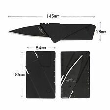 SINCLAIR Credit Card Folding Pocket Knife Outdoor/Camping/Survival tool - NEW