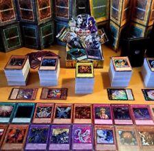 101 alemana Yu-Gi-Oh tarjetas (rare common Holo ultra rare oro Rare) Yugioh Lot