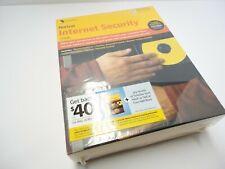 Vintage NEW Symantec Norton Internet Security 2006