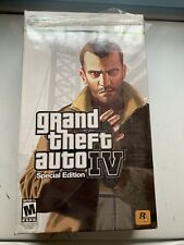 Grand Theft Auto IV Special Collectors Edition Xbox 360 GTA 4 Lockbox And More