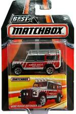 2016 Matchbox Best of Series 1 Land Rover Defender 110