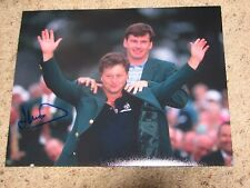 IAN WOOSNAM PGA GOLFER  SIGNED 8X10 PHOTO coa