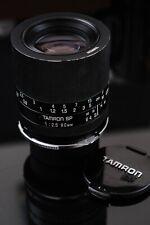 Tamron Sp 90mm f2.5 52b + Adaptall 2 Nikon Mount (1979-1988) Lens (Read Descr.)