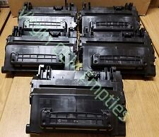 40 Virgin Genuine Empty HP 81A Laser Toner Cartridges FREE SHIPPING CF281A