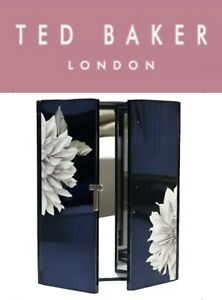🌈Ted Baker STUNNING Mirror Opulent Radiance Folding PERFECT Christmas Gift Xmas